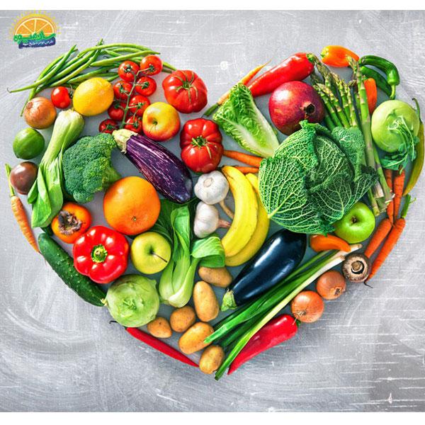 اعجاز میوهها برای سلامت قلب