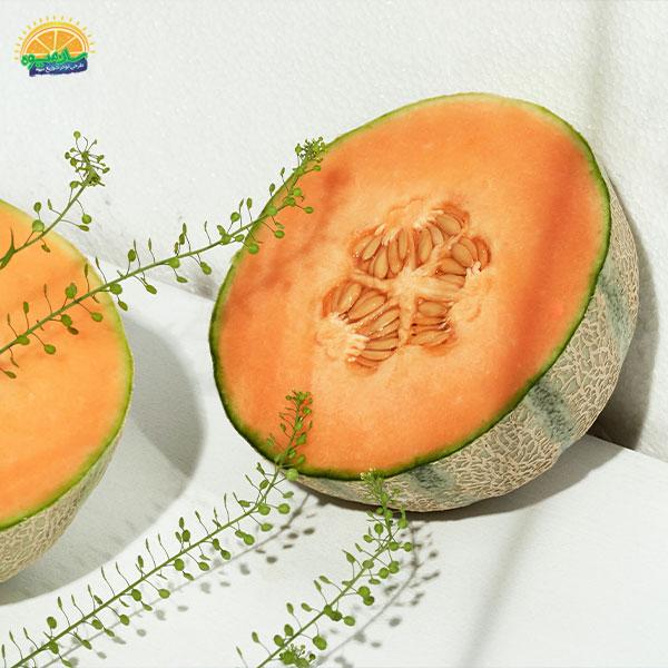 بهترین میوهها برای کم خونی: 10. طالبی یک میوهی سبز اما خون ساز