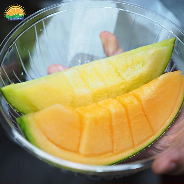 بهترین میوهها برای بهبود عملکرد قلب: 11. طالبی مثل هندوانه؛ کمی شیرینتر!