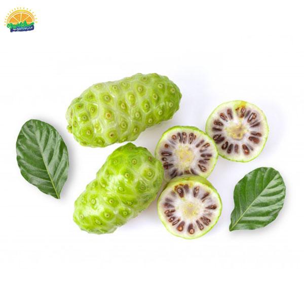 نونی یا توت هندی - میوهی عجیب