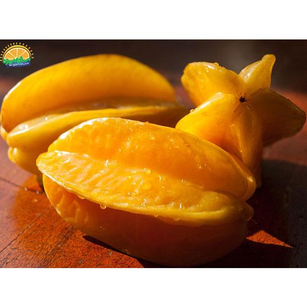 کارامبولا یا میوهی ستارهای - میوهای عجیب در دنیا