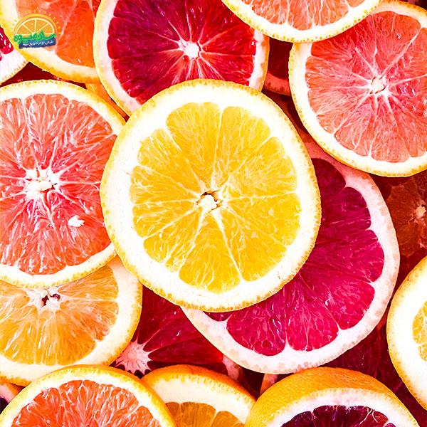 بهترین میوهها برای درمان کم خونی: 12. گریپ فروت بمب ویتامینهای خونساز