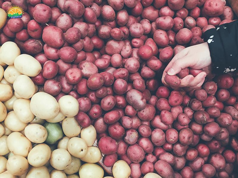 خواصِ سیب زمینی ترشی
