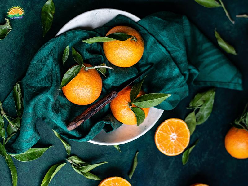 پرتقال میوه ای مناسب برای درمان کرونا