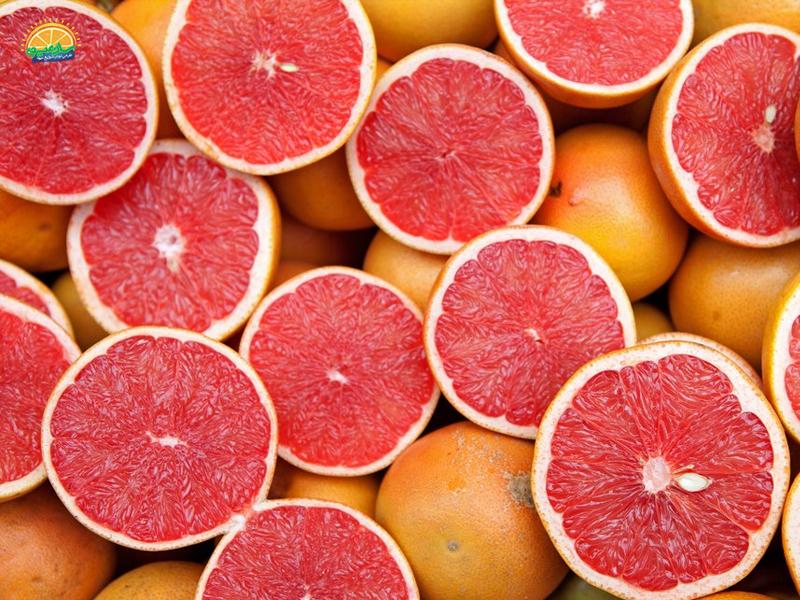 میوه گریپ فروت بهترین برای درمان بیماری کرونا