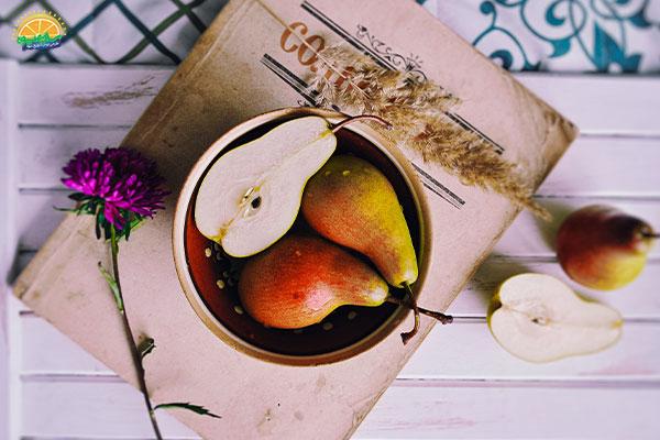 تقویت سیستم ایمنی بدن با میوه فصل پاییز: گلابی
