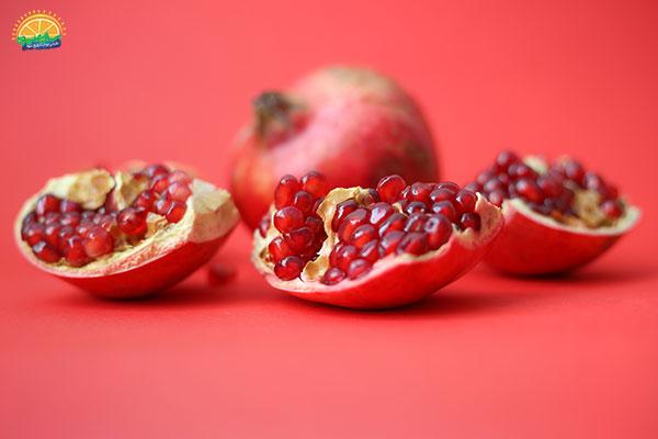 نحوه استفاده از انار در فصل پاییز