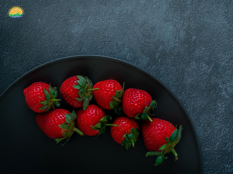 ارزش غذایی فوقالعاده توت فرنگی